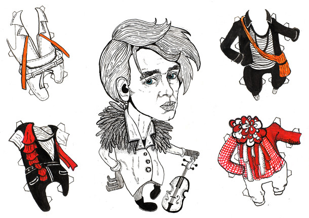 Style Clinic - Patric Wolf by SUPERSWEET Magazine
