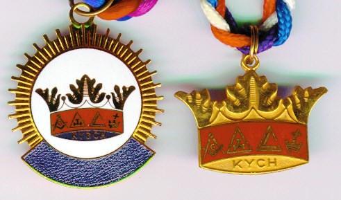 Knight York Cross of Honour - Masonic