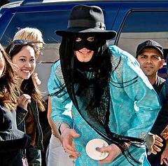 Michael Jackson, el zorro de Beverly Hills