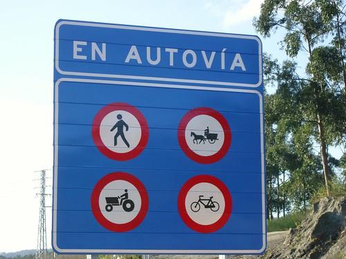 Autovía Barbanza por xornalcerto.