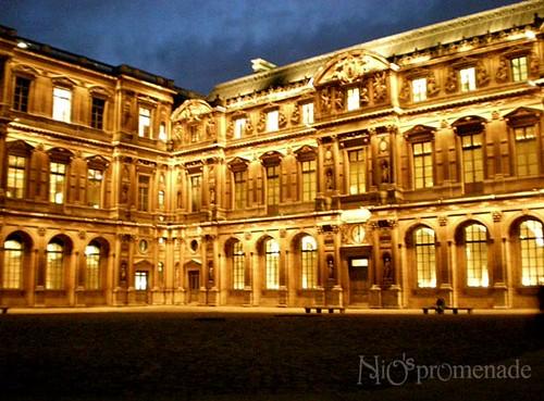 你拍攝的 Louvre 6。