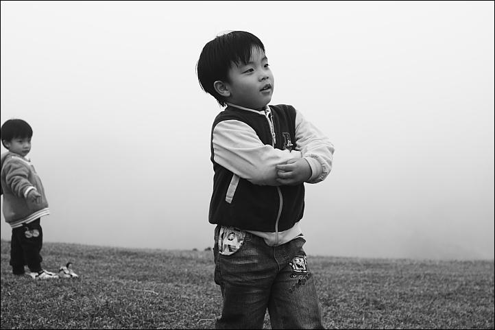 擎天崗大霧001