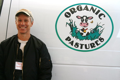 Organic Pastures Raw Milk