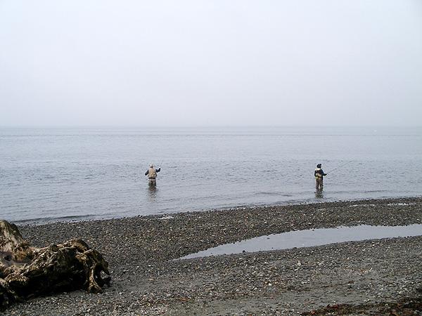 Carkeek fishermen
