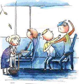 為了坐上或保住座位,有的人漠視良心,甚至傷害他人。