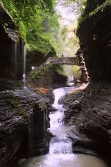 Watkins Glen (Ronaldo F Cabuhat) Tags: travel vacation nature water canon photography scenery picture waterfalls watkinsglen canoneosdigitalrebelxti cabuhat