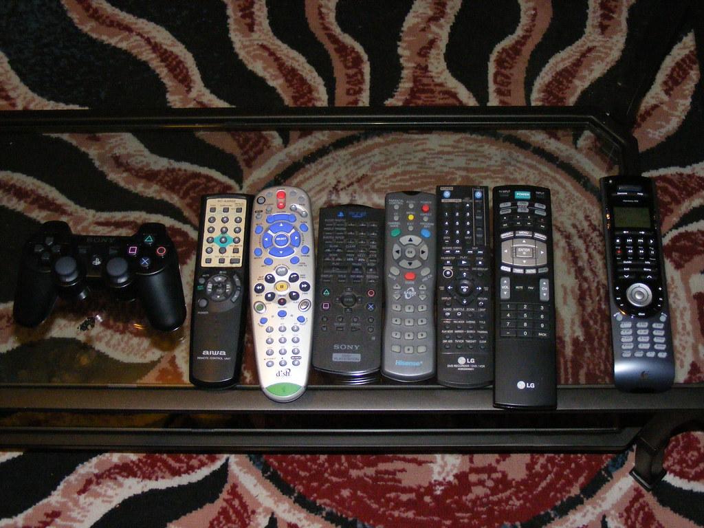 New Logitech Universal Remote