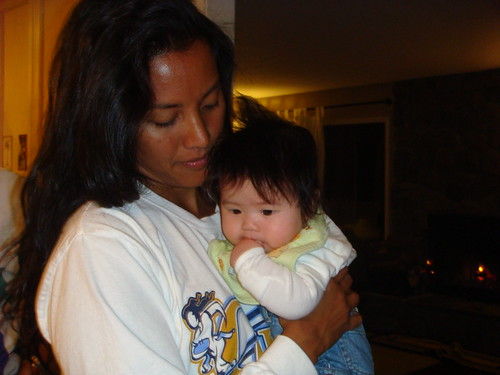 breelyn and auntie sheilah