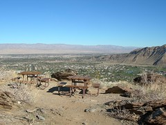 Picnic tables South Lykken (Palm Springs, California, United States) Photo
