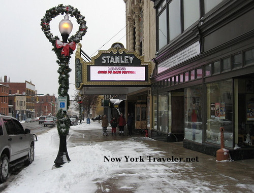 Stanley Down Genesee Street