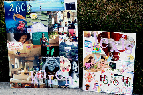 vision boards