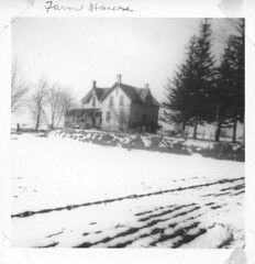 The old family homestead (Will S.) Tags: ontario canada farmhouse exeter oldphoto homestead oldphotographs oldpictures oldphotograph oldphotos oldpicture oldpics vintagephotos oldpic vintagephoto vintagephotographs vintagephotograph vintagepictures vintagepic vintagepicture vintagepics
