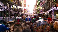 chaos (piro..) Tags: dhaka bangladesh