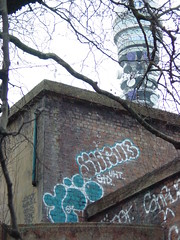 10FOOT Shrub (nolionsinengland) Tags: london graffiti writers graff 10foot