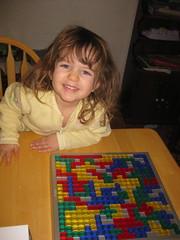 Playing Blokus