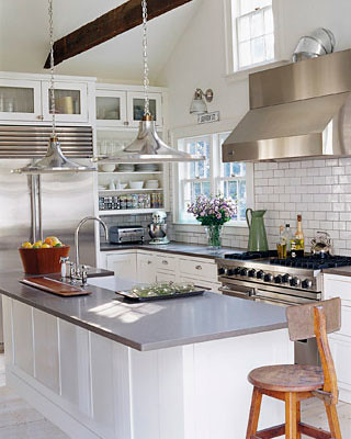 White Kitchen Pictures