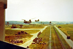 view from Charlie tower (dbuckley1964@yahoo.com) Tags: germany army us military police hardheim