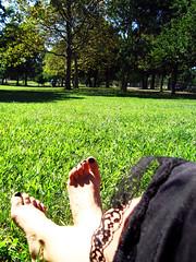 Self portrait feet (Venessa Nina) Tags: photography nina venessa fivefootmohawk venessaninaphotography