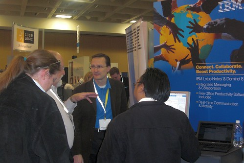 IBM Lotus at Macworld Expo