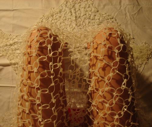 plastic cocoon