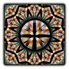 Design ~( K&K 21) (Gravityx9) Tags: photoshop chop kk amer 0109 songsing 010709 kaleidospheres kaleifractals kk21
