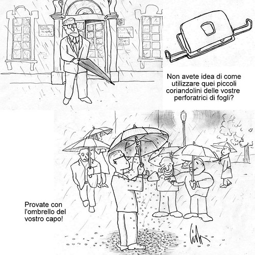 Scherzo n°4 - L'Ombrello