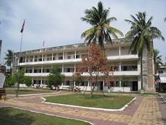 "Toulsleng Genocide Museum (""S21"") - Phnom Penh"