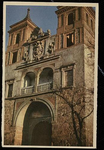 Puerta del Cambrón. Foto Loygorri hacia 1955