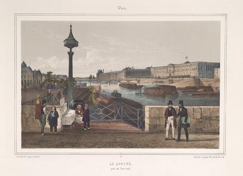 005- Paris- El Louvre 1858