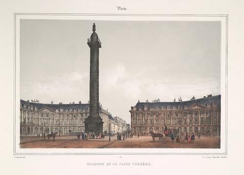 008- Paris- Columna de la plaza Vendôme 1858