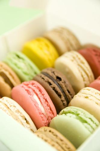 Macarons, Ladurée, Mitsukoshi Giza