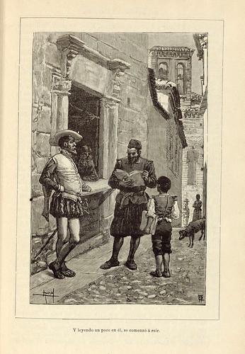 025-El Ingenioso Hidalgo Don Quijote de la Mancha- Saturnino Calleja 1904