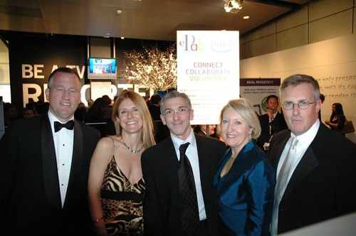 Intel Employees at The Pre-Inauguration Ball