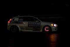 New years race Zandvoort (paladijn) Tags: night race volvo nightshot diesel racing cpz wek volvoc30 dnrt winterendurancekampioenschap max5cup