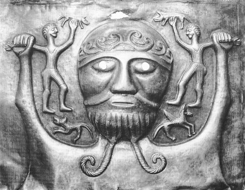 celtic God Dagda or Daghda | Flickr - Photo Sharing!