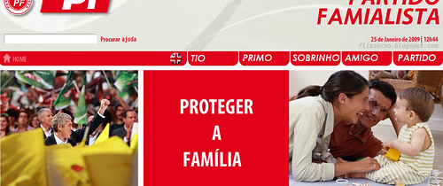 Proteger a família