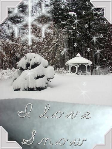 I-love-snow