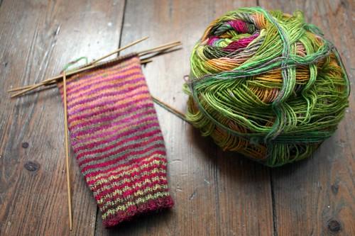 kureyon sock