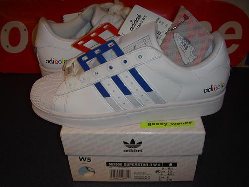 Adidas Superstar II Adicolor W5 - a