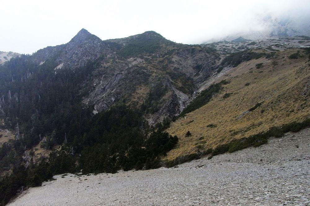 南湖大山day3-113 劍脊
