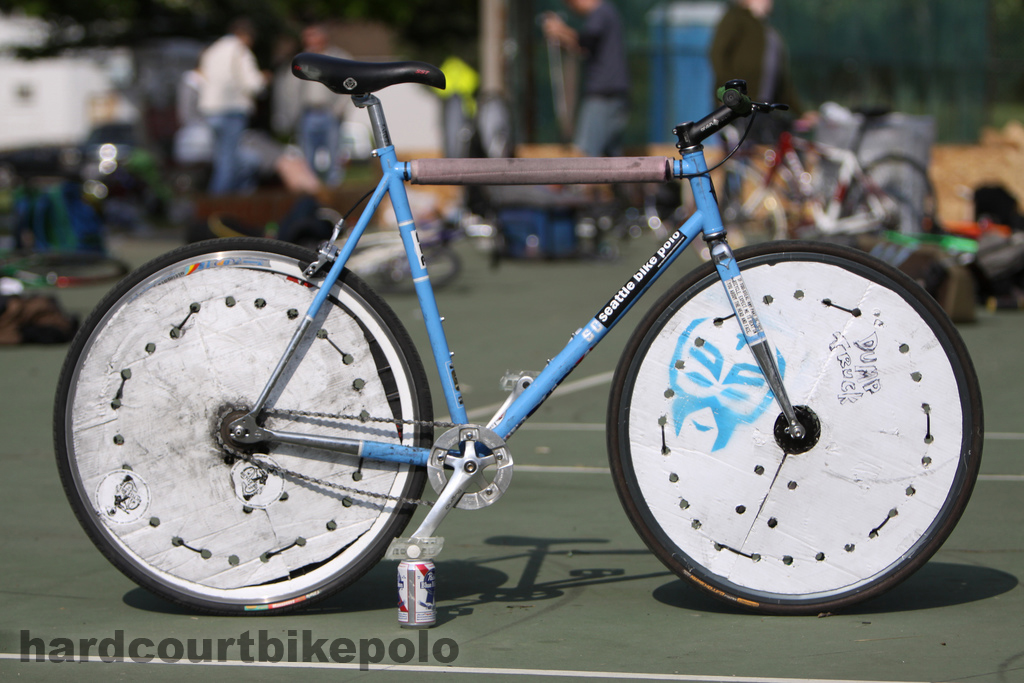 Javier polo bike full