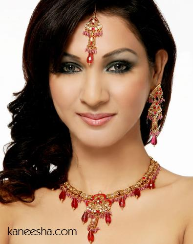 bridal makeup indian. wallpaper be as Indian Bridal
