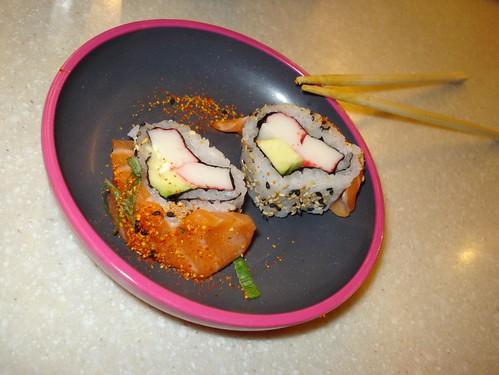 sushi a londra