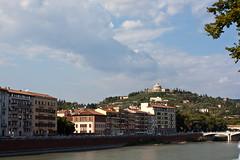 View Across The Adige - Verona (Tom Peddle) Tags: italy verona 2009 adige