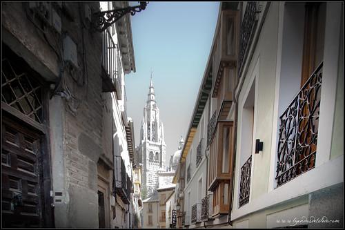 Calle Santa Isabel en Toledo