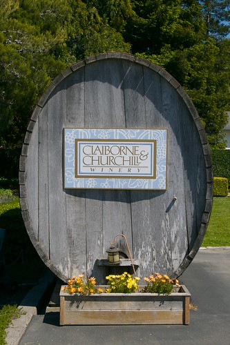 Claiborne & Churchill Winery