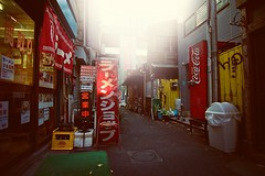 TOKIO / Akihabara / 2010 (Alvaro Arregui) Tags: city japan shop dirty backstreet ramen akihabara unusual tokio