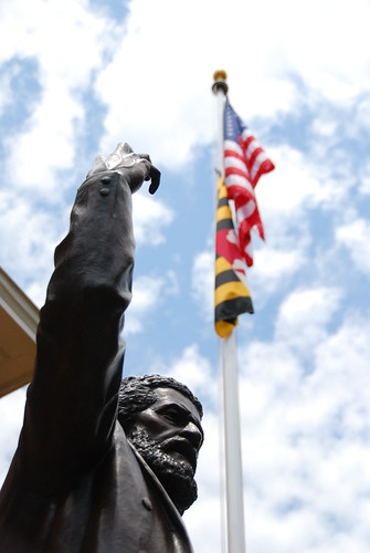 Frederick Douglass statue. Source: Benjamin Skolnik