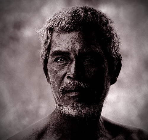 Thai fisherman - a dramatic revisit