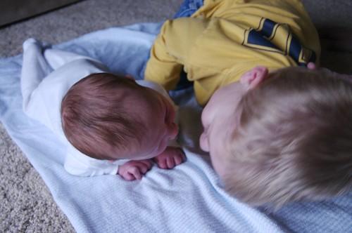Eli loves Avery